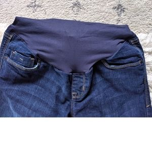 TWO (2) PAIRS Maternity Jeans - Size 8 / Size M